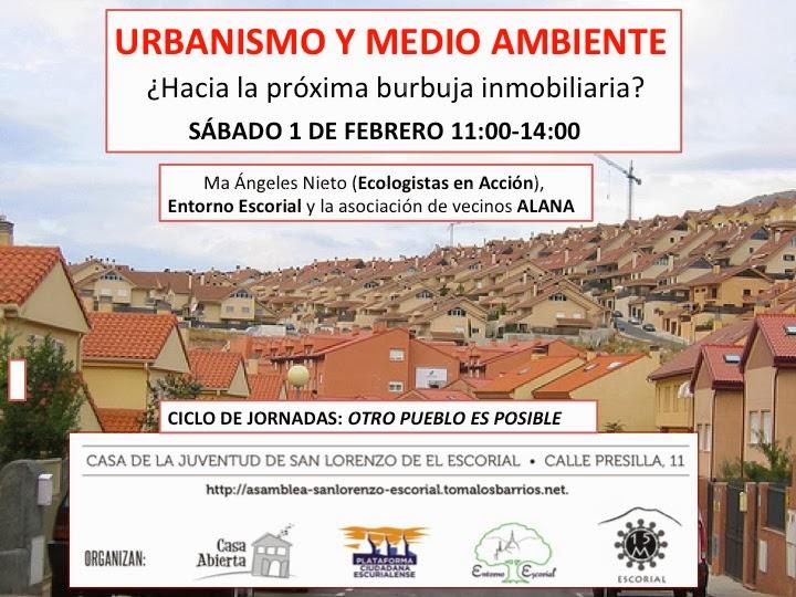 Charla urbanismo